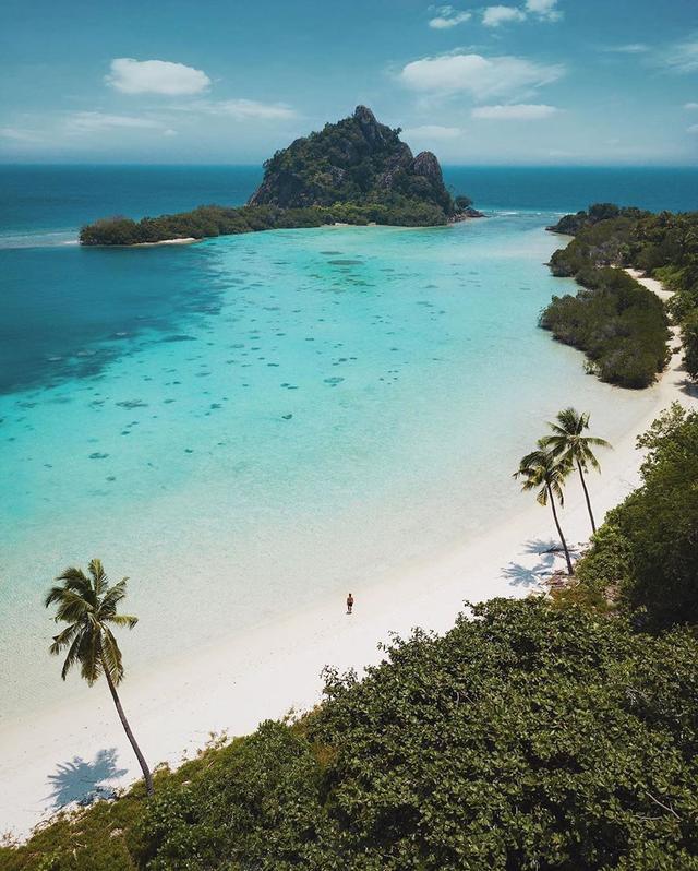 亚洲最美全包私人岛!人均5K搞定东南亚最好浮潜地,印尼海上秘境
