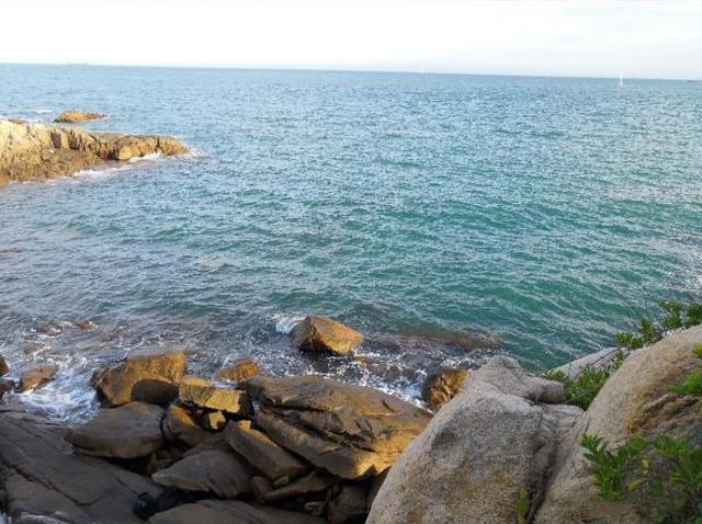 东山岛纪行:渔人码头看海