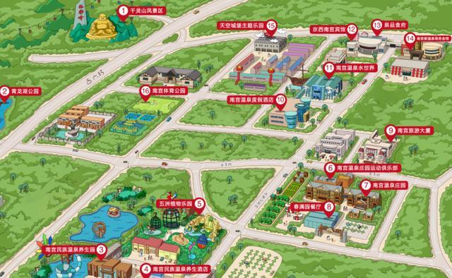 南宫鹦鹉园旅游攻略,北京南宫亲子游线路推荐