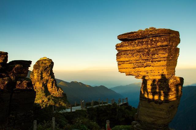 中国唯一入选2019全球最佳旅游景点——梵净山