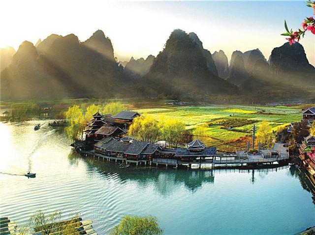 整整61天!来广西旅游,可以享受一大波优惠!景区门票最低5折