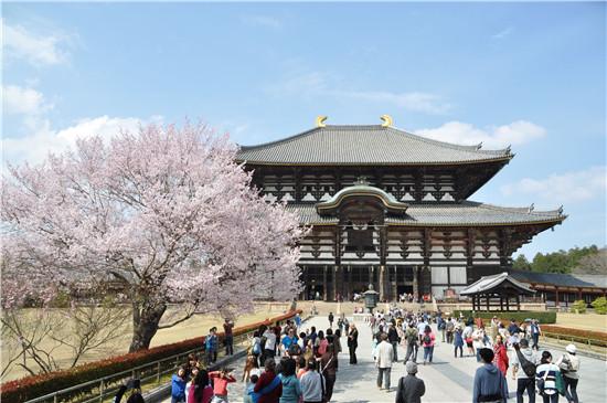 """00多万中国客游日本消费千亿,你觉得中国和日本旅游有何不同?"""""""