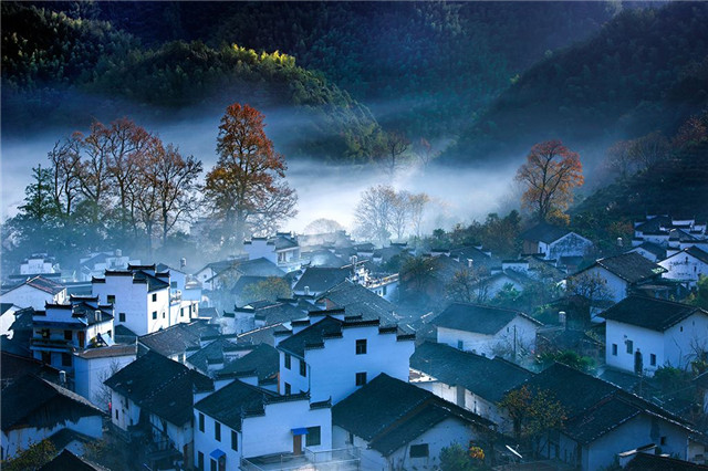 江西婺源最漂亮的景区在哪里?江西婺源游玩去哪儿