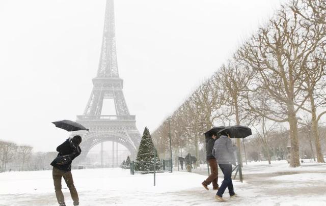 """1个理由告诉你为什么要选择冬季去法国旅游"""""""