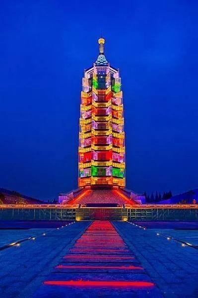 """被称为""""天下第一塔"""",如今开放千年地宫!中国却很多人不知道"""