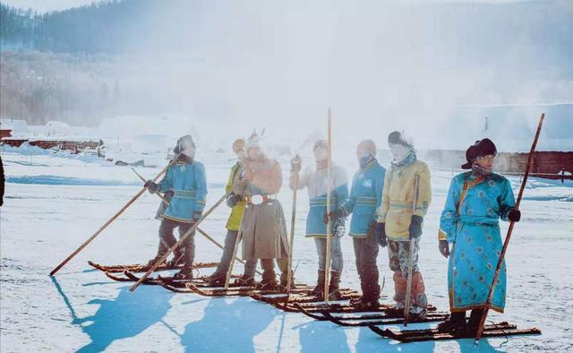 """去什么北海道?中国冬天最美!在枫林湖开启""""环国之旅"""""""