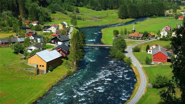 挪威旅游:世界上最有钱的国家