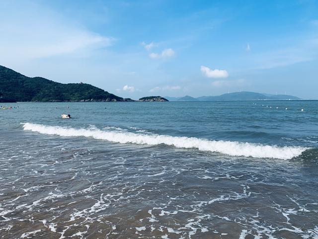 象山南田岛两天攻略,玩转东海醉美沙滩