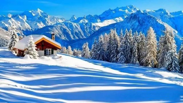 冬日里必去的7处美景,惊艳了时光,温柔了岁月
