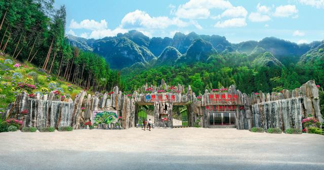 大川镇旅游攻略,隐藏在大山中的旅游胜地