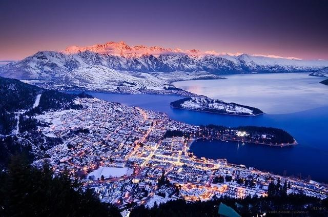 冬季旅游的15个好去处