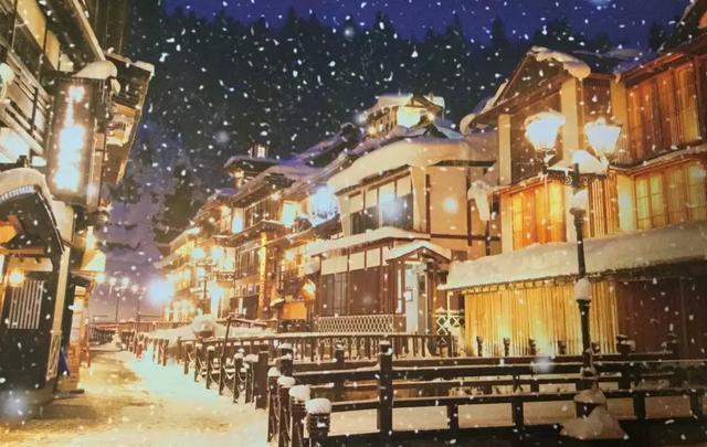 今日立冬,解锁日本冬季旅行的正确打开方式