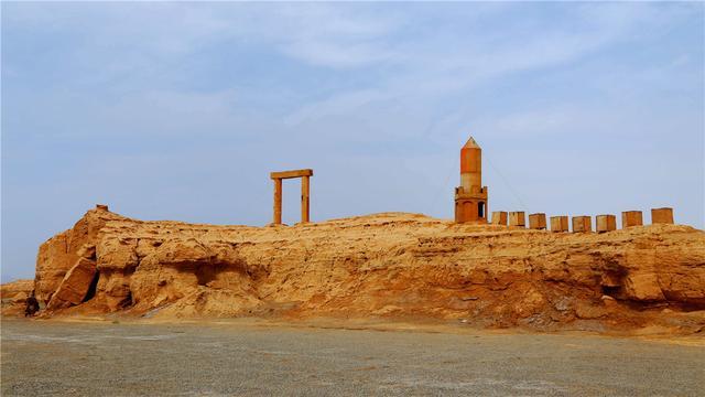 罗布泊旅游攻略,著名的楼兰古城就在这