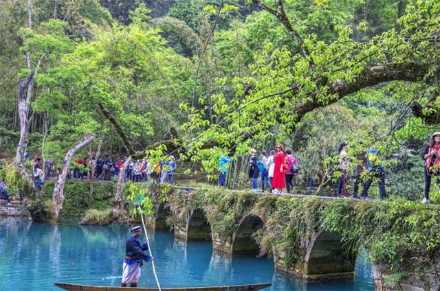 贵州荔波景点推荐:茂兰国家级自然保护区