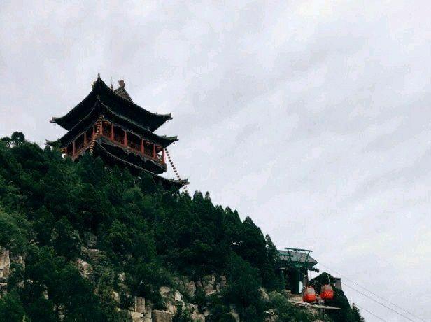 中国赏月第一山——珏山