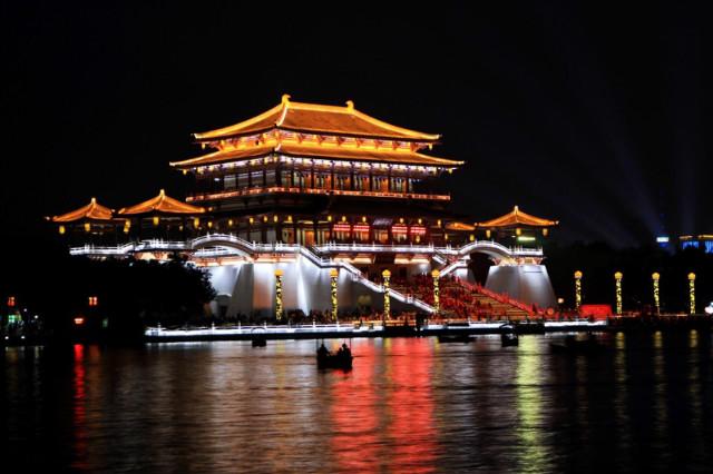 北京故宫门票60,西安大唐芙蓉园120,大家怎么看?