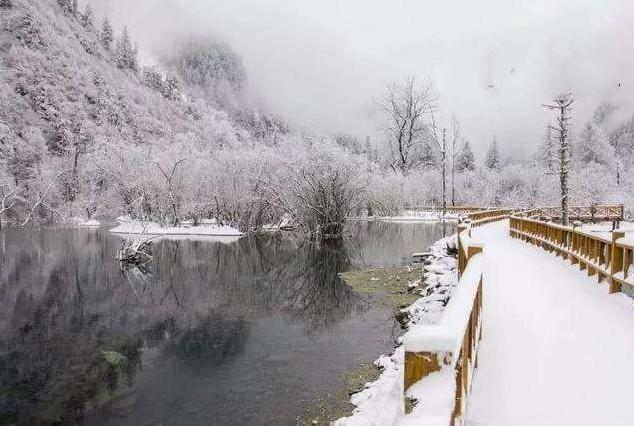 国内这些地方十分适合冬季旅游