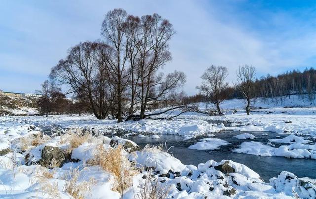 零下58℃还会流淌的河流——根河,冬季冰雪之旅
