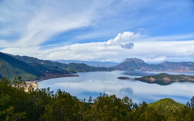 泸沽湖旅游风云实拍图片,带你领略不一样的美景