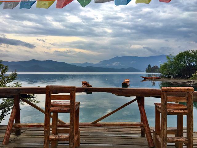 泸沽湖拍出来真的那么美吗?