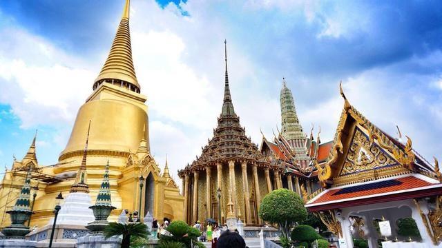 教你如何规划泰国自由行的行程(曼谷第一天)