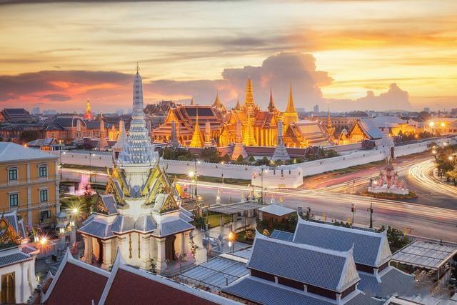 盛夏的新年-2020冬日跨年泰国游记