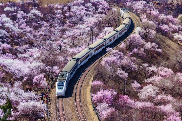 贵州高铁时代:坐着火车旅行贵州的各个景区,经济快速且不拥堵