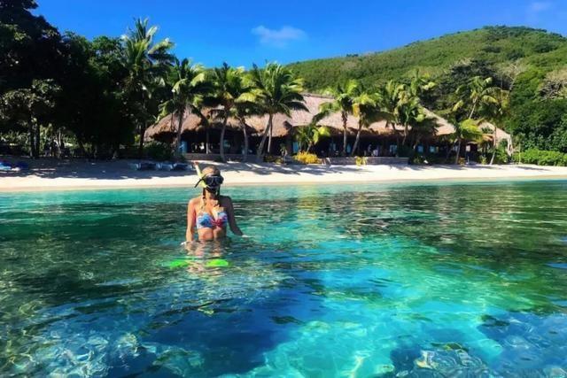 这样一个人间天堂居然免签!去斐济迎接2020年第一缕阳光