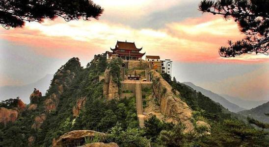 普陀山和九华山是怎样挤进佛教四大名山的