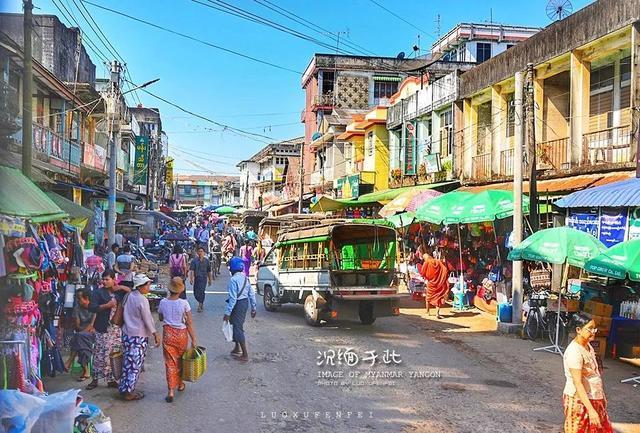 我的缅甸之旅,缅甸旅游指南