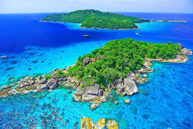 超级推荐斯米兰!泰国最美海岛没有之一,去了一定不后悔