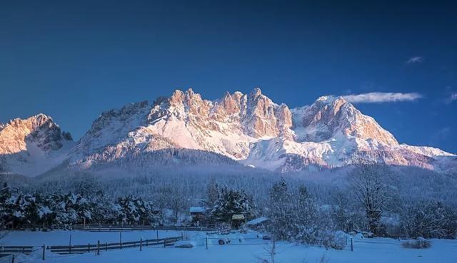 解锁雪季旅行新姿势,奥地利冬日大招