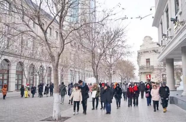 南方游客冬天去哈尔滨旅游很想尝试的一件事