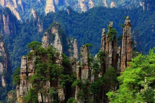 神仙馈赠给中国的三大美景,你不能错过