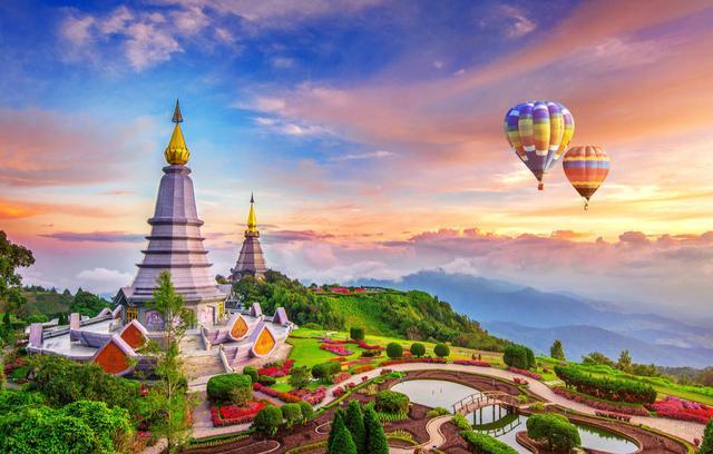 过年去泰国旅游的人多不多?如果要出游泰国,不得不看的旅游攻略