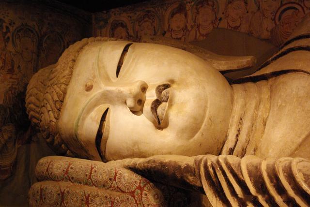 甘肃张掖马蹄寺:不只是千年古寺,而是和莫高窟齐名的石窟艺术群