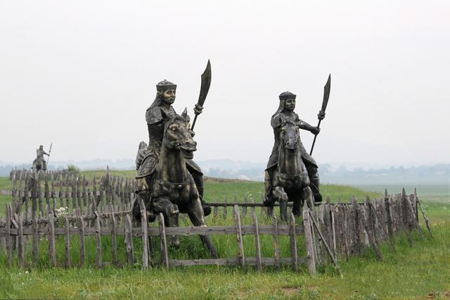 到乌兰布统看冬雪:康熙帝选址的人间胜境,离京津冀最近的雪乡