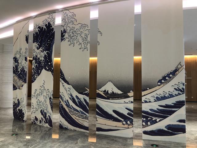 哪个角度的富士山最美?当然是在静冈三保松原!此景仿佛浮世绘