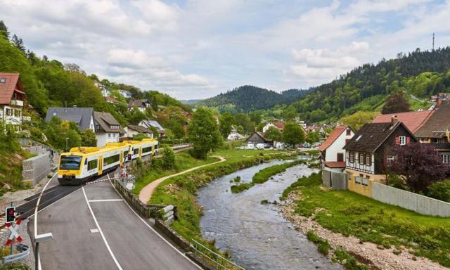 欧洲10条最美乡村旅游铁路线,旅行读者的小贴士
