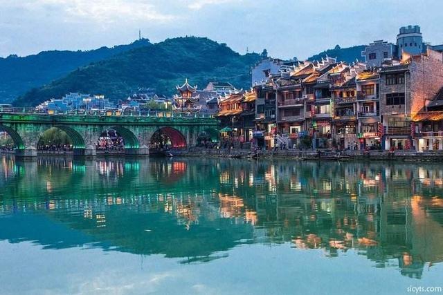贵州最美的一座镇远古镇,历史悠久免门票,少有人知道