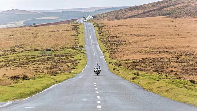 五款最佳旅行摩托车