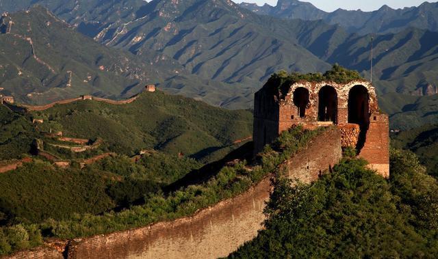 北京长城经典徒步线路推荐,这的美值得徒步去洞察
