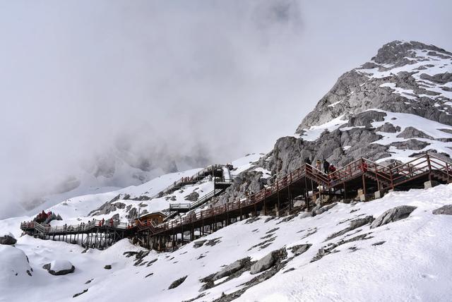 要去丽江玉龙雪山,有必要买氧气瓶吗?