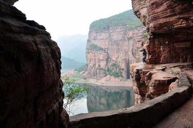 邢台王硇村旅游攻略,一个隐蔽在太行山深处的古川寨