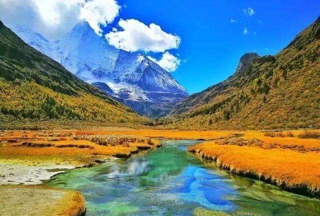 全国最值得去的5个景区,一生一定要去