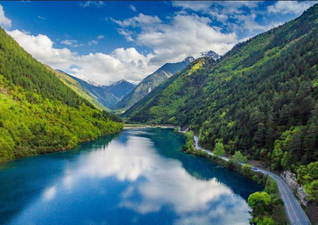 外国人评出中国最美的4大景点,我只去过2个,你去过几个?