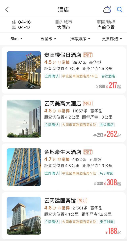 出去旅游的时候你会用什么app订购酒店?(旅游订房间用什么软件)